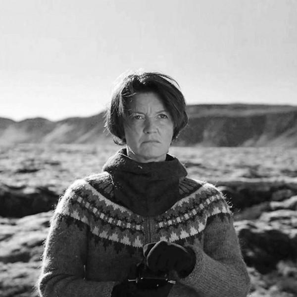 halldora Geirharðsdóttir, actor, iceland