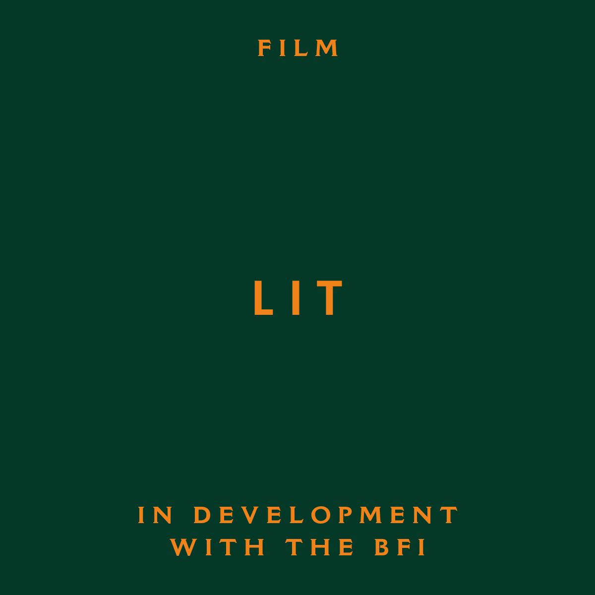 lit, in development, film, BFI