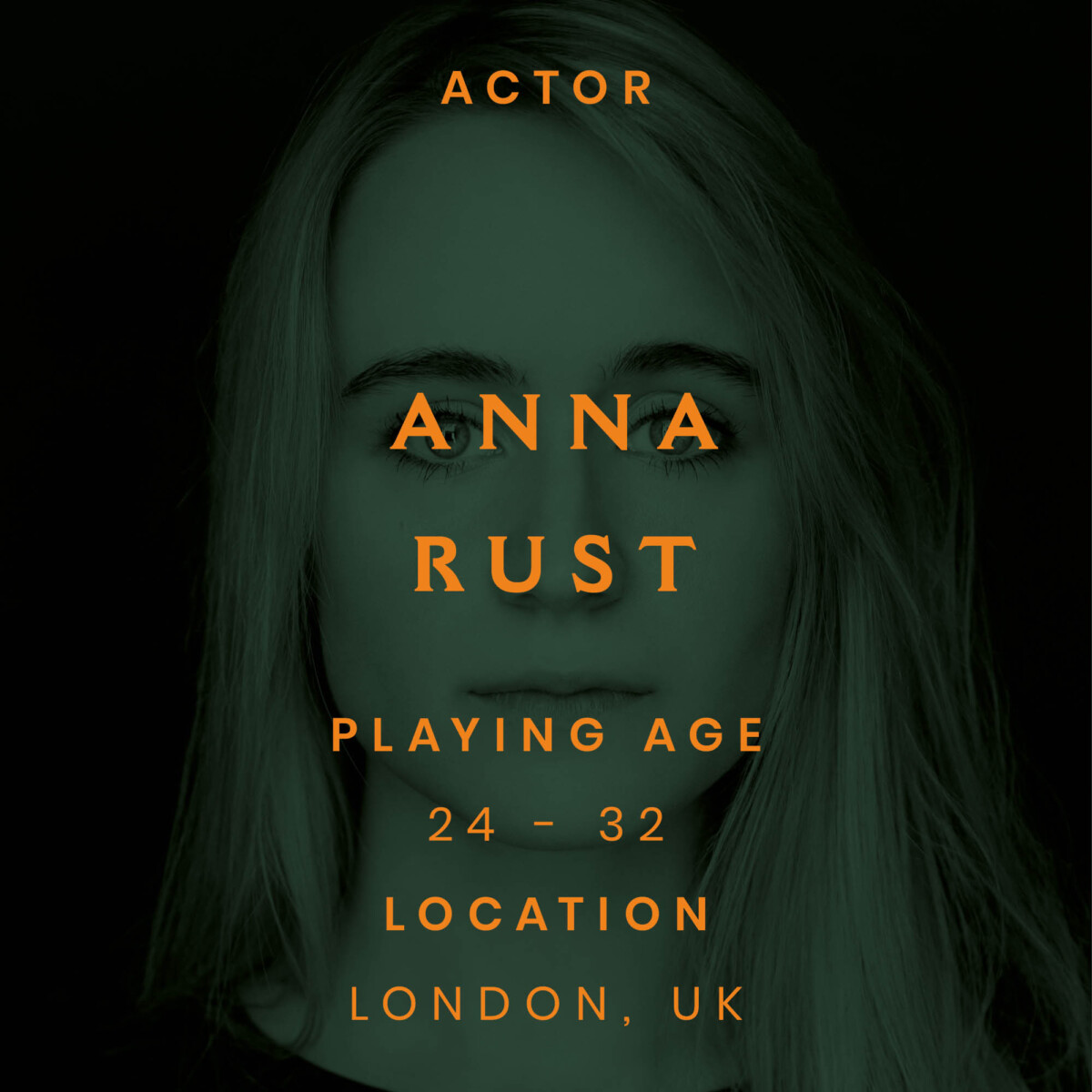 Anna, rust, London, actress, carnival row, ophelia