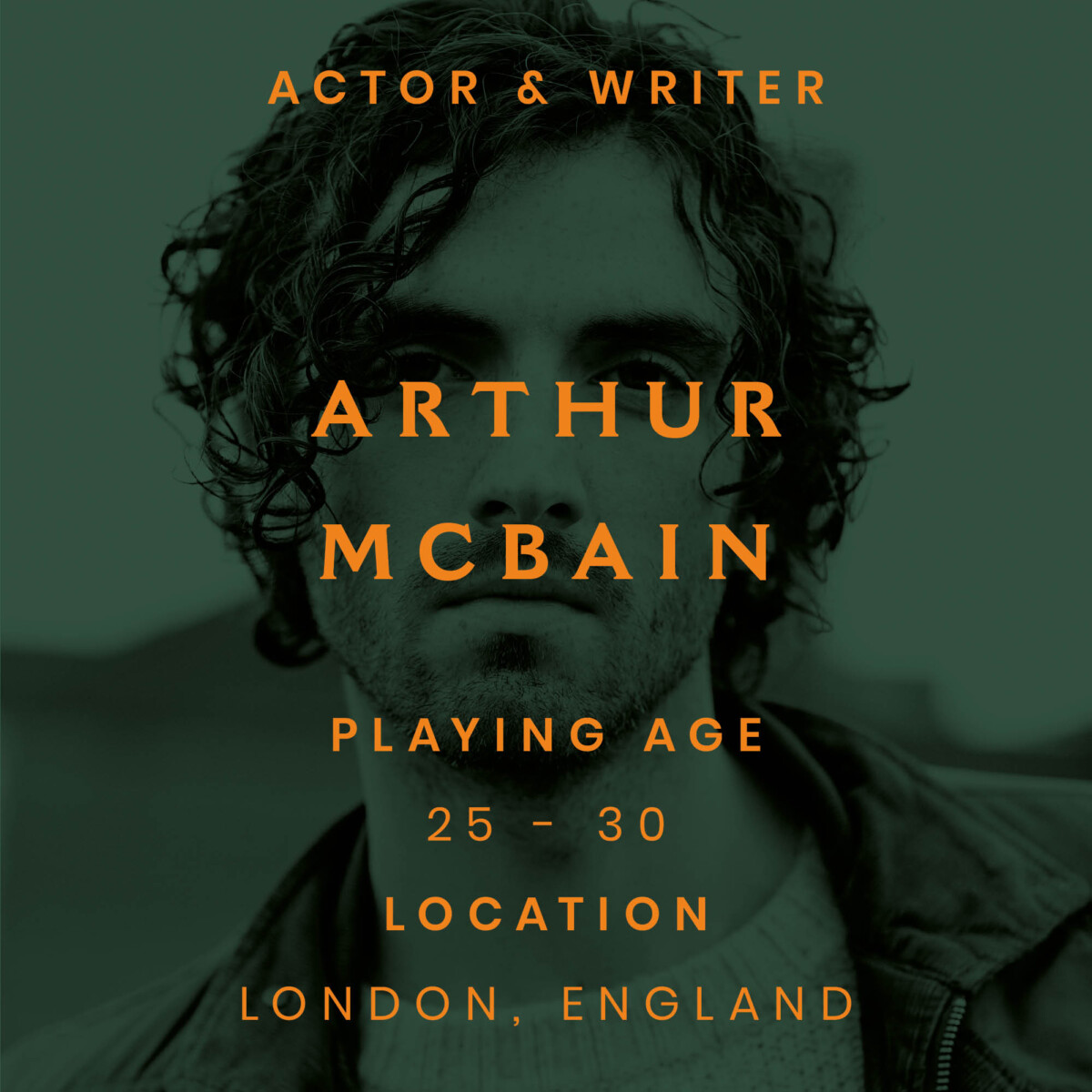 Arthur mcbain, liverpool, London, actor, the trouble with Maggie Cole, trust me, Judy